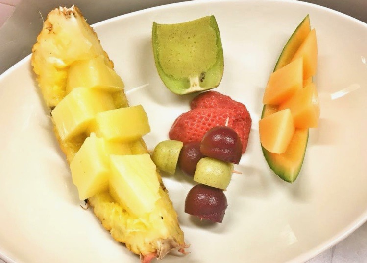 Fruits with Easy-Base